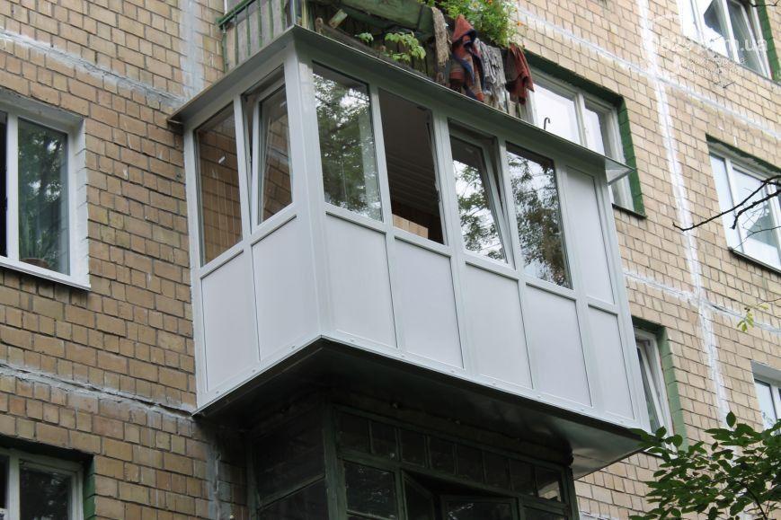 Пластиковые балконы и лоджии в мариуполе под ключ.
