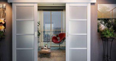 Межкомнатные двери. Классификация по способу открывания